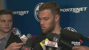 'The stink is still there': Edmonton Oilers' Taylor Hall disappointed with another poor season