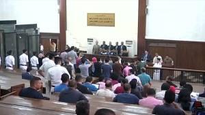 Egyptian court sentences 28 to death over top prosecutor killing