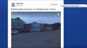 Earthquake strikes northern B.C.