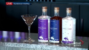 Local ingredients key for Stumbletown Distilling in Saskatoon