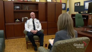 Outgoing Halifax police chief looks back at his tenure as city's top cop