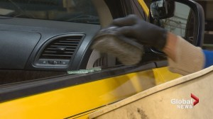 Calgary cabbies rocked by vandalism spree