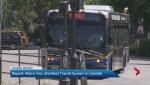 New report rates Metro Vancouver transit 2nd in Canada