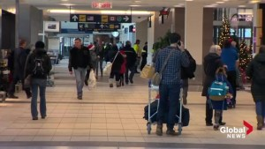 Halifax airport expecting busy travel weekend