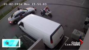 Vancouver police take-down of biker draws outrage