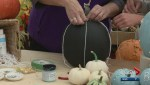 Gardenworks: Decorating pumpkins