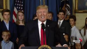 Trump threatens Republicans who won't support his healthcare bill