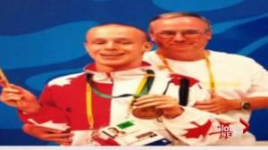 Precious memories stolen from Canadian Paralympian