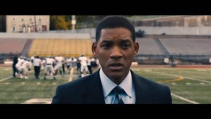 Official trailer for 'Concussion' starring Will Smith
