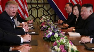 Kim Jong Un says if he wasn't willing to denuclearize, he 'wouldn't be here right now'