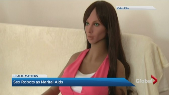 UBC prof: the sex robots are coming to save your marriage. No, really