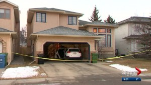 Calgary man charged with murder of father in Edgemont homicide