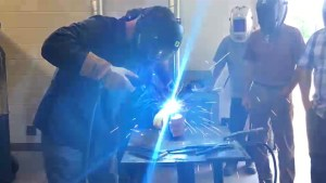 PVNCCDSB celebrates enhancement to welding program