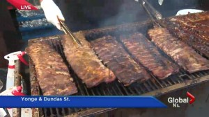 Yonge-Dundas Square Kicks off of Rib Fest and BBQ Bash