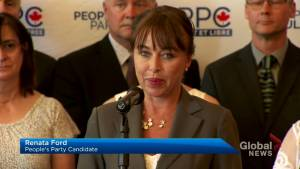 Renata Ford to run in federal election as People's Party of Canada candidate