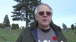 Spanish Civil War veterans honoured in Vancouver on Remembrance Day
