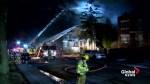 Montreal arson squad investigating fire in Côte-des-Neiges duplex