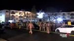 Dozens homeless after Pierrefonds fire