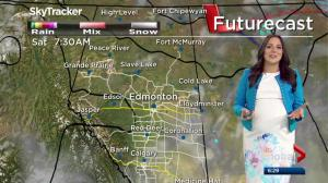 Edmonton Weather Forecast: May 19