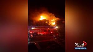 Fire in Panorama Hills deemed suspicious