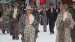 Chanel showcases final designs by Karl Lagerfeld at Paris Fashion Week