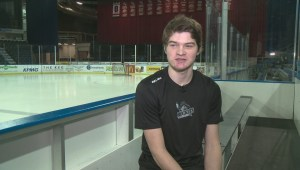 15 year-old Cole Tisdale of Lethbridge called up to Kelowna Rockets WHL team