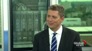 An extended interview with Conservative Party Leader Andrew Scheer