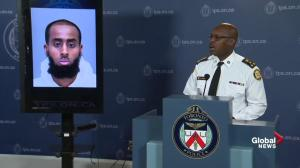 Toronto military stabbing suspect may face terrorism charges