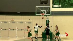 Saskatchewan Huskies basketball teams ready for playoffs on home court