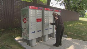 Canada Post suspends community mailboxes