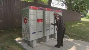Canada Post suspends community mailboxes