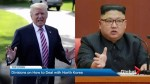Donald Trump, Kim Jong-un trade veiled threats