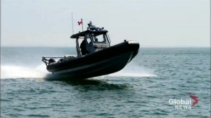 Peel police launch new vessel, discuss boating safety tips and dangers of impaired driving