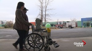 Calgary family hit by thieves as they try to help sick children