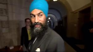 Year of ups and downs for NDP and its leader Jagmeet Singh