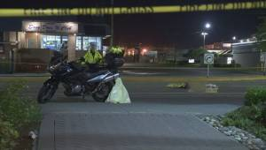 Suspect in fatal hit-and-run of Surrey motorcyclist turns himself in