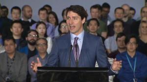 Trudeau welcomes Amazon expansion, 3,000 new jobs to Vancouver