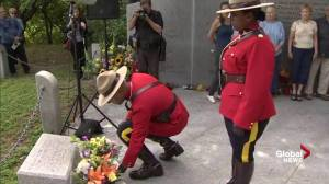 Swissair 111 memorial: Flowers laid in recognition of victims, people impacted by tragedy