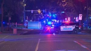 Calgary police respond to Edmonton terror attack