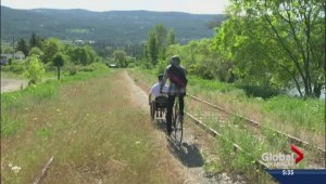 Economic benefit of Okanagan rail trail could be $10 mill in 10 years
