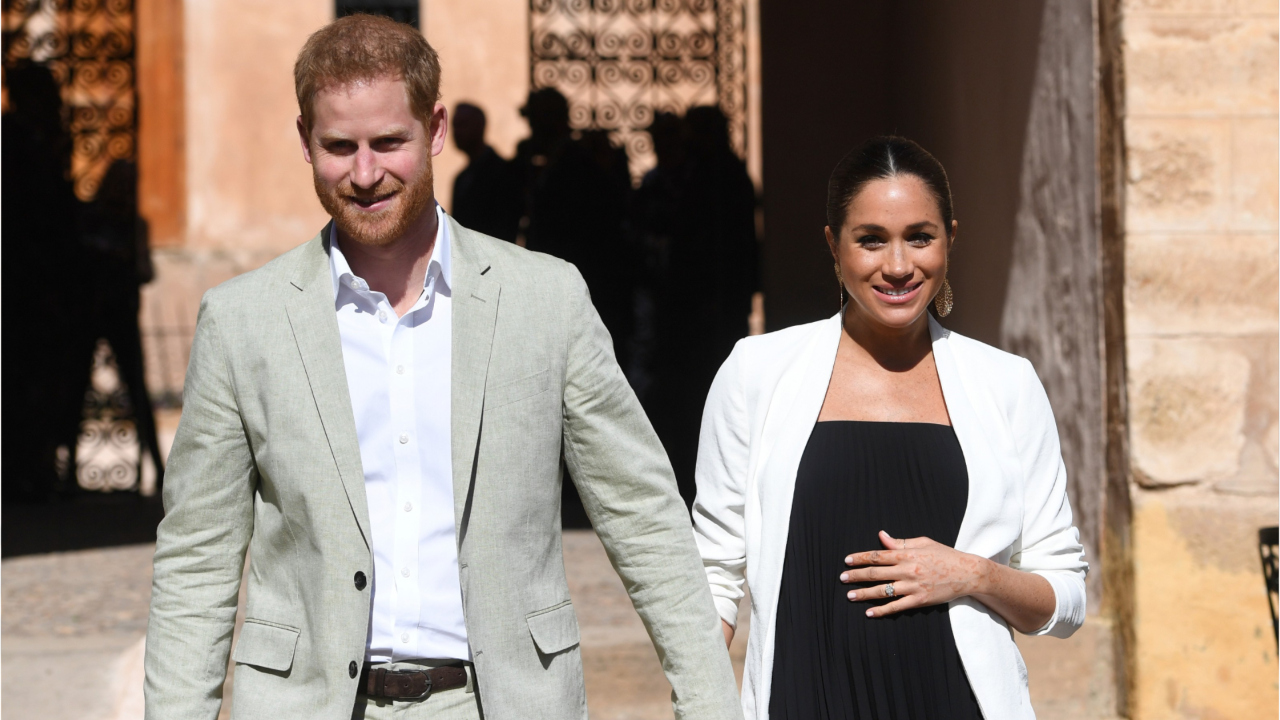Meghan Markle's home birth plan dashed when she is rushed to hospital