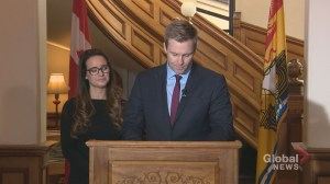 Brian Gallant resigns as New Brunswick Liberal leader after election loss