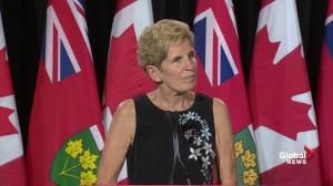 Wynne: Not much can be removed from health and PE curriculum