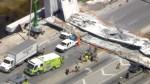 Bridge collapses at Florida university campus, multiple fatalities reported