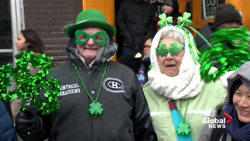 Thousands expected to attend annual St. Patrick's Day parade