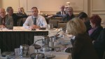 Doctors, farmers, small business owners meet with Senate finance committee in Halifax