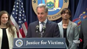 'Pervasive pattern' at Weinstein Co.': NY Attorney General