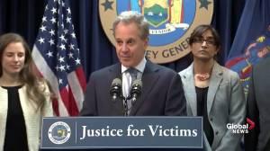 'Pervasive pattern' at Weinstein Co.': NY Attorney General