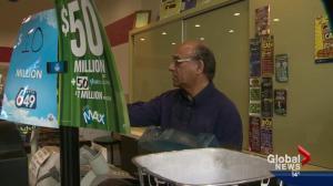 $100-million Lotto Max prize