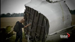 Flight MH17: Bodies handed over